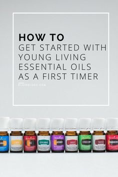This links to a post outlining every EO in the Young Living Premium Starter Kit and how to use them, plus a first timer's perspective | Essential Oils: How I'm Using Them + The Difference They've Made | BlairBlogs.com