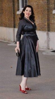 Nigella Lawson - what a gorgeous woman