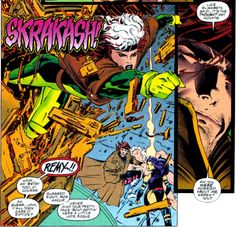rogue and gambit x men the end - Buscar con Google