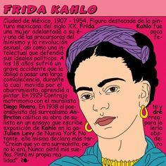 María María Acha-Kutscher Diego Rivera, 7th Grade Art, Mexican Fashion, Hispanic Heritage Month, Spanish Culture, Social Art, Riot Grrrl, Spanish Artists, Girls Rules