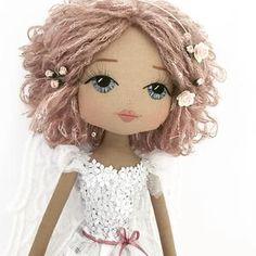 WOW Guardian angel Keepsake doll