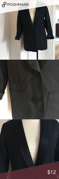 ·H&M BLAZER· Blac blazer. H&M Jackets & Coats Blazers