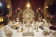 Denise Matt Persian Wedding Sofreh Aghd