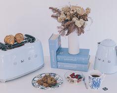 La colazione Light è quella che preferisco! Partecipa anche tu al concorso #BuongiornoSMEG, in palio gli elettrodomestici della linea 50's style