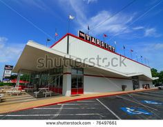 Find fast food restaurant exterior stock images in HD and millions of other royalty-free stock photos, illustrations and vectors in the Shutterstock collection. Thousands of new, high-quality pictures added every day. Athens Food, Hot Dog Chili, Restaurant Exterior, Athens Georgia, Georgia On My Mind, University Of Georgia, Georgia Bulldogs, Hot Dogs, Stock Photos