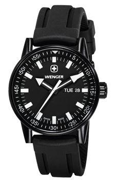 Commando Day Date 70175 Wenger Swiss Watch, Lo  encontraras en nuestra tienda: www.nuevasuiza2.com