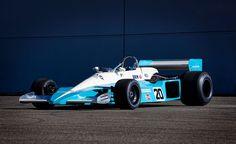 1977 Stanley-BRM 3-liter P207 Formula One