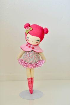 pink lulu doll