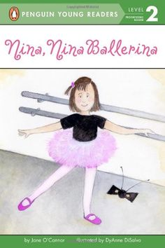 Nina, Nina Ballerina. My very favorite book when I was her age. I cannot find this book anywhere but Amazon.