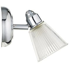 Buy John Lewis & Partners Lucca Single Bathroom Spotlight from our Wall Lighting range at John Lewis & Partners. Bathroom Spotlights, Bathroom Wall Lights, Lucca, Chrome Finish, Glass Shades, John Lewis, Ceiling Lights, Metal, Stuff To Buy