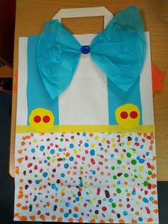 Bolsa traje payaso Bag, Clowns, Outfits
