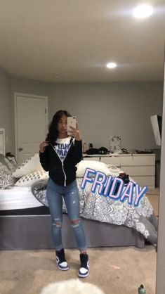 Cute Dope Outfits, Baddie Outfits Casual, Swag Outfits For Girls, Casual School Outfits, Teenage Girl Outfits, Girls Summer Outfits, Teen Fashion Outfits, Teenager Outfits, Retro Outfits