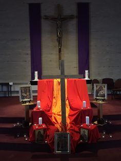 2016 Taizé Prayer service at St. Peter Catholic Church in Madison, WI.