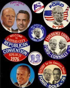 1976 Election Quot Ford Vs Reagan Republican Rumble
