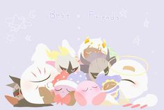 CUTE Kirby Character, Meta Knight, Fandom Memes, Flesh And Blood, Video Game Art, Kawaii Cute, Love Is All, Cute Art, Chibi