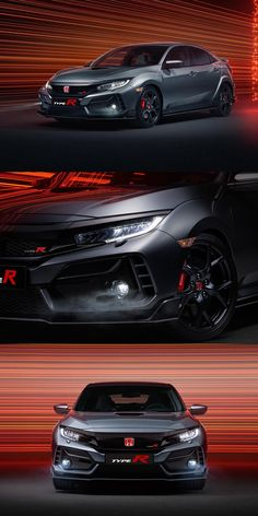 Bad News For Honda Civic Type R Fans In The US. That shorter rear spoiler on the Civic Type R Sport Line is incompatible with the US model. Honda Civic Sport, Civic Jdm, Honda Civic Hatchback, Honda S2000, Toyota Cars, Toyota Supra, Amg Car, Honda Type R, Truck Accessories