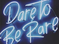 Creative Neon, -, Night, and Daretoberare image ideas & inspiration on Designspiration Light Blue Aesthetic, Neon Aesthetic, Purple Tumblr, Music Girl, Custom Neon, Neon Quotes, Neon Words, Light Quotes, Neon Nights