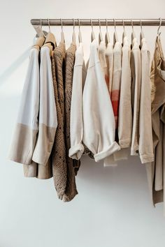Wardrobe Rack, Street Style, Home Decor, Fashion, Moda, Decoration Home, Urban Taste, Room Decor, La Mode