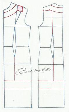 Moldes Moda por Medida: TRANSFORMAÇÃO DE VESTIDOS _4