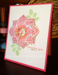 Trinity Designs: RemARKable Stampers - June Stamp of the Month Blog Tour - Mosaic Madness