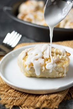 These gluten free lemon sweet rolls are for everyone who loves lemon! Sticky lemon rolls make a delicious snack or dessert. Follow the video to make this easy sweet roll recipe for yourself.