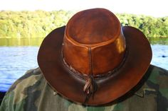 Picture of How To Make A Leather Bushcraft Hat