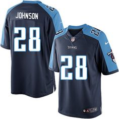 ... Mens Tennessee Titans 29 DeMarco Murray Navy Blue Stitched Nike NFL  Home Elite Jersey Nike 7d25e2cb8