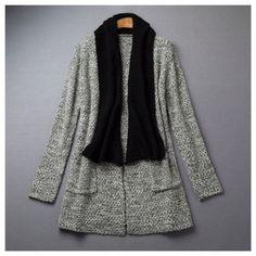 #oversized #cardigan #coat #fallfashion #doublelw