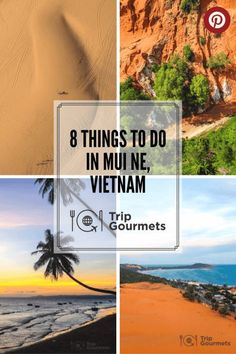 There are awesome things to do in Mui Ne, Vietnam, including adventures for foodies, nature enthusiasts and watersports adventurers. Read to find out more!