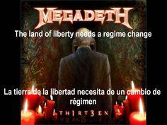 Megadeth - We The People (Subtitulos en español).