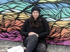 At Warmi Paint, the first-of-its-kind event in Ecuador, women of all ages will be participating in an all-female street art festival. Here are the artists you should know.