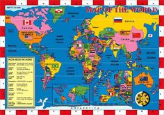 22 best maps images on pinterest world maps funny maps and map art world map atlas europe map of the world wallpaper world map with countries gumiabroncs Image collections