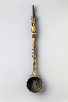 Bowl of a Ritual Spoon                                                                                      Period:                                        Ming dynasty (1368–1644)                                                          Date:                                        early 15th century                                                          Culture:                                        China