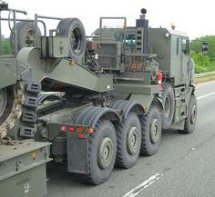 OSHKOSH tank transporter May 2013