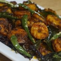 Spicy Prawns Roast - All Recipes Hub
