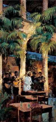 Son Cubano II Noemi Martin Fine Art Print