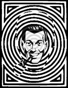 church of the subgenius psychedelic gif