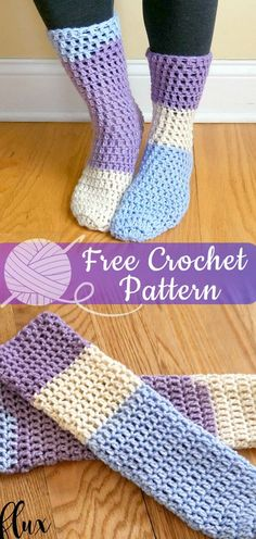 Crochet Stuff Toys Home All Day Slipper Socks [CROCHET FREE PATTERNS] All About Crochet - Loading. I hope you have enjoyed this beautiful crochet, the free pattern is HERE so you can make a beautiful crochet. Easy Crochet Socks, Crochet Sock Pattern Free, Free Crochet, Free Pattern, Free Knitting, Crochet Gifts, Crochet Toys, Crochet Baby, Knit Crochet