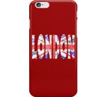 London Glory ... iPhone Case/Skin
