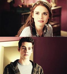 Teen Wolf - Lydia & Stiles i wish these two would get together already