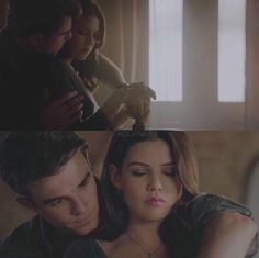 The Originals ... Kol and Davina