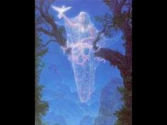 """Cris Williamson sings 'Song of the Soul"""" from """"The Changer and the Changed"""". The paintings are by Gilbert Williams."""