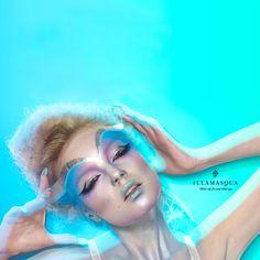 Illamasqua Body Electrics Make-up SS 2010 | F.TAPE | Fashion Directory