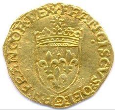 Royal France Gold Ecu coin