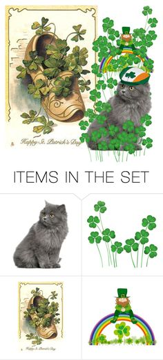 """""""Irish Artwork"""" by daincyng ❤ liked on Polyvore featuring art"""