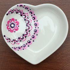 Dot Painting, Tea Pots, Decorative Plates, Dots, Pottery, Ceramics, Tableware, Mandalas, Ceramic Painting