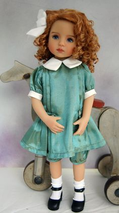 Dianna Effner Little Darling 1 by Kuwahidolls on Etsy