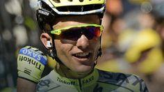 Rafał Majka będzie liderem Tinkoff-Saxo na Giro d'Italia