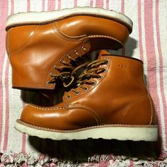 #redwingshoes #faded #9875 #redwing #vintage