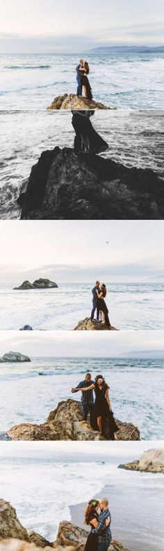 Two months ago, I put together a wish list of Bay Area locations for my wedding photographer. From famous beaches to funky flower shops, this blog is a collection of my favorite photo-worthy spot…